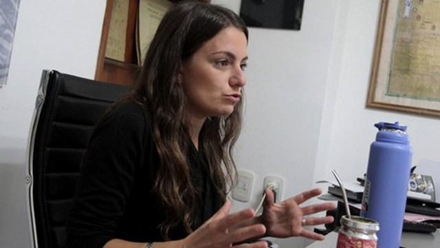 """Vanesa Siley destacó que haber sido en la lista implica una """"responsabilidad""""."""