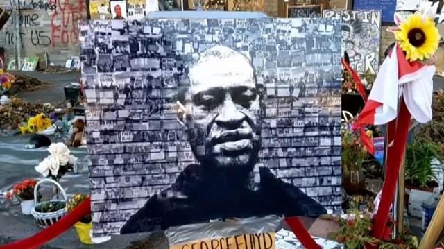 La muerte de Floyd generó múltiples protestas en Estados Unidos.