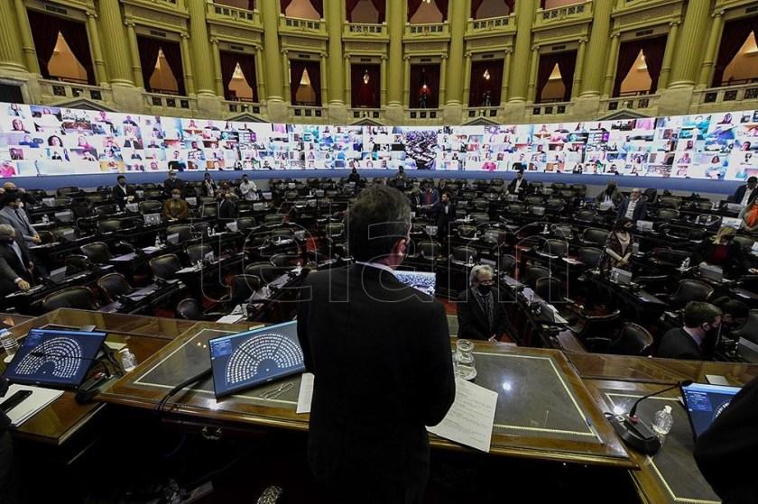 El Poder Ejecutivo envió a la Cámara de Diputados el proyecto de ley de ampliación del Presupuesto