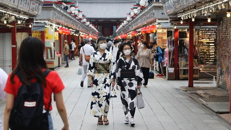 Japón experimentó un repunte en las últimas semanas, incluyendo 2.762 casos en las últimas 24 horas, que enciende las alarmas de las autoridades.