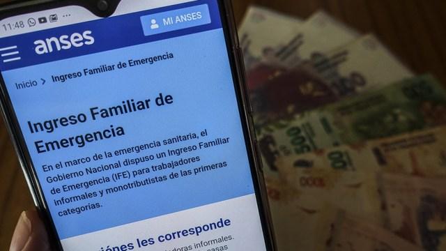 La fecha de cobro puede consultarse con la clave de seguridad social en la página de la Anses.