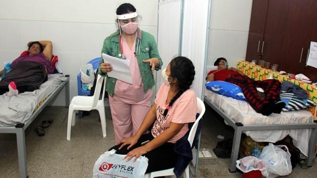 Bolivia vuelve a marcar un récord de fallecidos diarios por ...