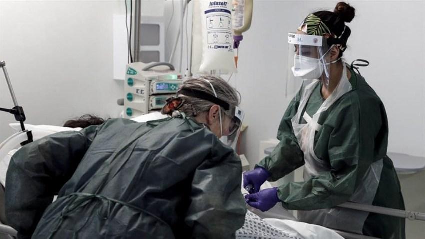 Portugal tiene más de 90.000 casos de coronavirus, incluyendo unas 2.100 muertes