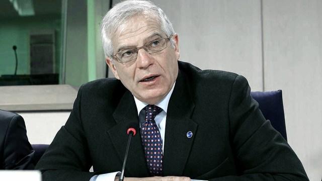 """Josep Borrell calificó como """"profundamente decepcionante"""" el aplazamiento."""