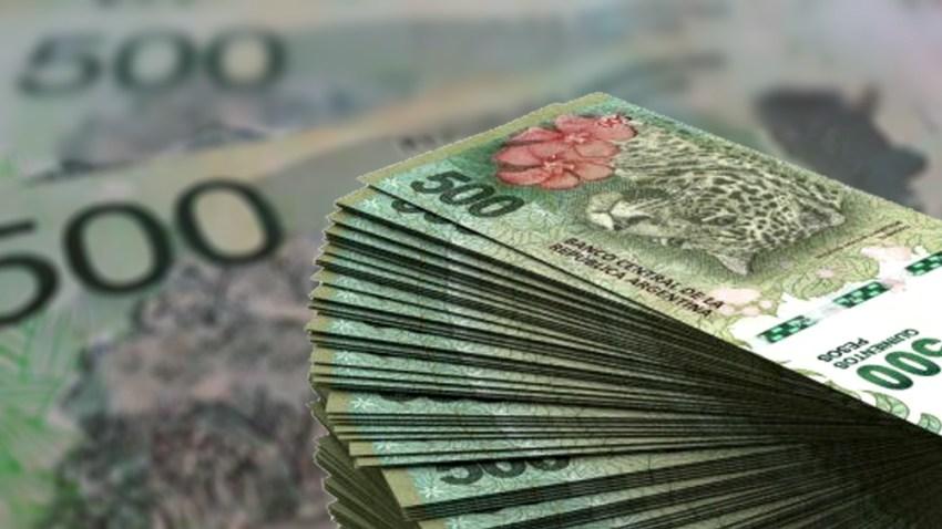 Cerca de la mitad del dinero que se mueve por transacciones en el país se hace en efectivo