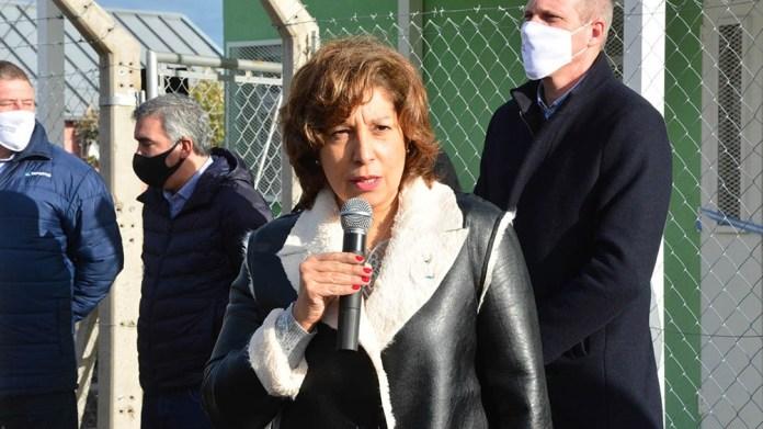 """""""Recibimos muchísimo apoyo, pudimos abordar los problemas a partir del diálogo y el acompañamiento"""", dijo Carreras."""