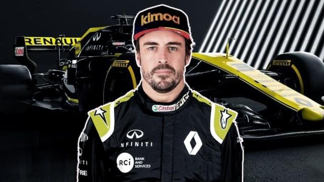 El español Fernando Alonso regresa a las pistas en 2021.