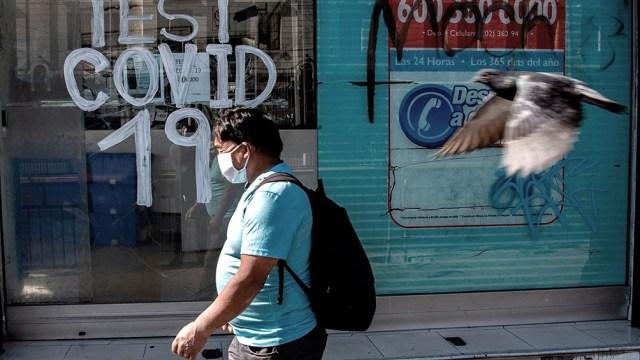 A partir del jueves siete barrios tendrán menos restricciones en Santiago.