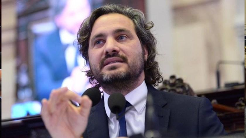 """""""Vamos a construir la Argentina solidaria con la que soñamos"""", puntualizó Cafiero en la Cámara de Diputados."""