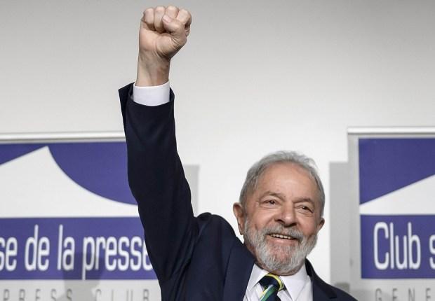 """""""Seré candidato si es necesario para ganarle a un fascista como Bolsonaro"""", dijo el expresidente brasileño"""