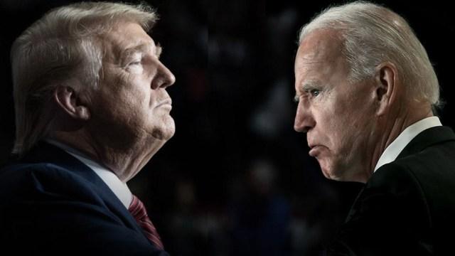 Trump y Biden tendrán su primer debate este martes por la noche