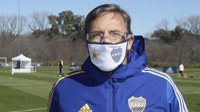 La dirigencia de Boca busca preservar al entrenador Miguel Russo