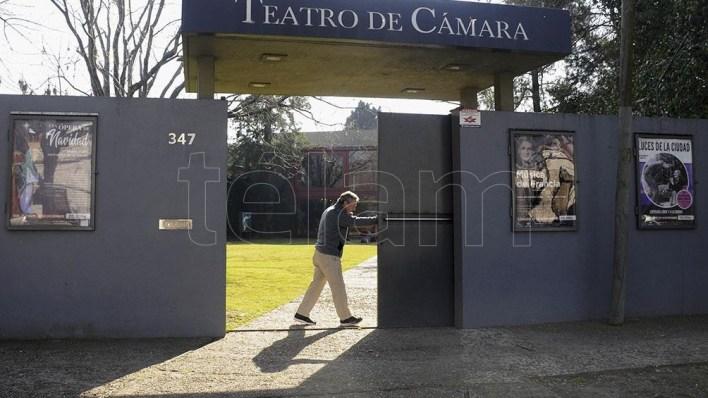 El teatro es administrado hace 18 años por la asociación Lumen Artis, promotora de la campaña.