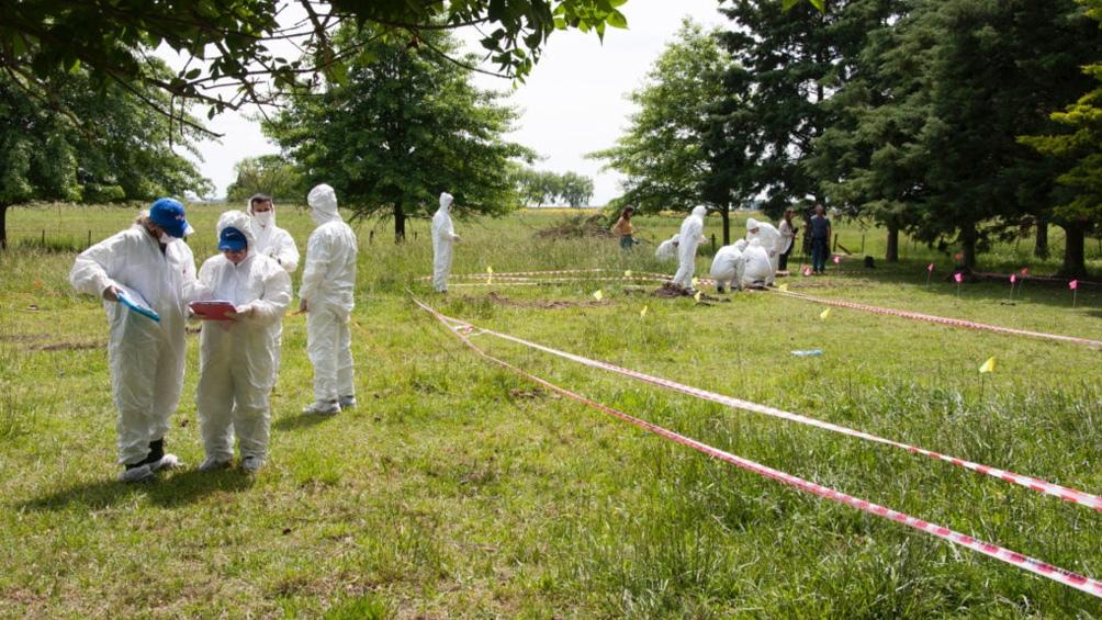 El Equipo fue pionero en el mundo en la aplicación de las técnicas arqueológicas a casos de violaciones a los Derechos Humanos.
