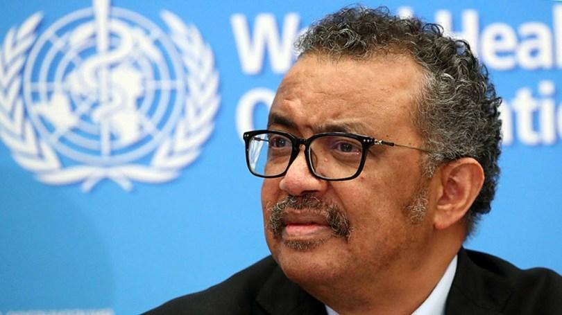 Tedros Adhanom Ghebreyesus alertó sobre la situación a nivel global
