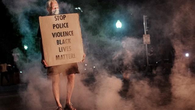 Hubo protestas en Nueva York, Boston y Filadelfia, entre otras urbes.