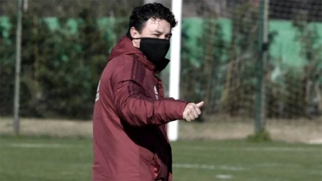 Gallardo ya palpita el choque ante la Liga, por la Libertadores