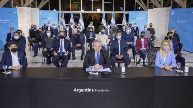 Fernández se refirió a la decisión de traspasar a la provincia de Buenos Aires una parte de los fondos adicionales que la ciudad de Buenos Aires comenzó a recibir a partir de enero de 2016