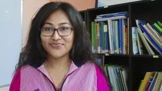 Rachana Bunn, directora ejecutiva de la Ong Klahaan.