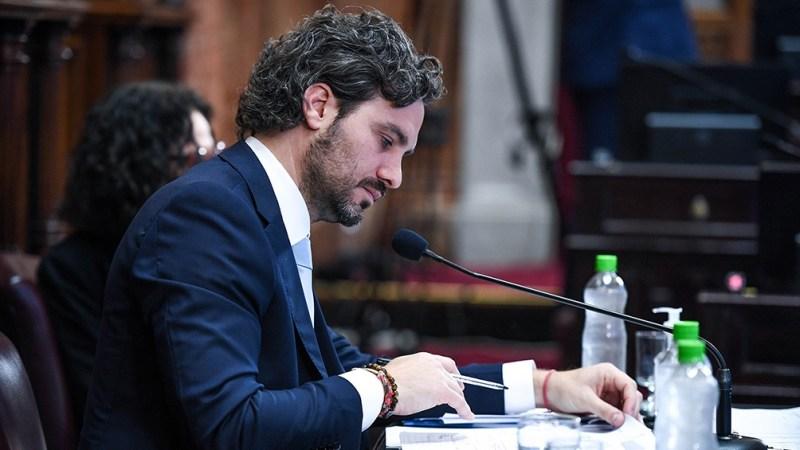 """Cafiero: """"Si se consigue un consenso político, se podría avanzar en la suspensión de las PASO"""" - Télam - Agencia Nacional de Noticias"""