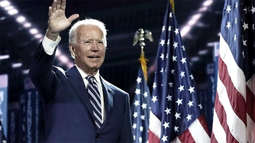 Joe Biden, el candidato demócrata a la presidencia de Estados Unidos.