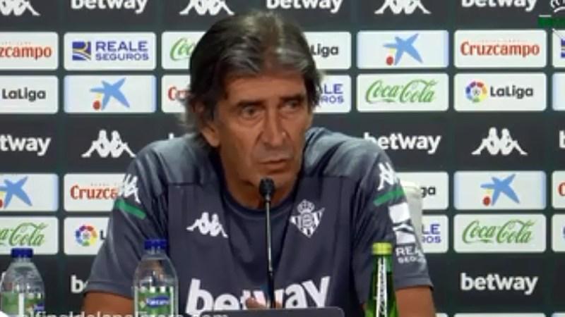 """Para Pellegrini, """"la competencia base, del fútbol del país y del sentimiento de los hinchas, está justamente en el fútbol nacional""""."""