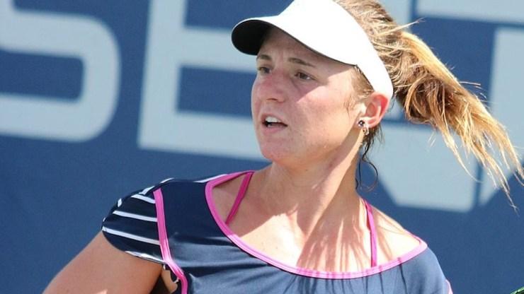 Podoroska ratificó que atraviesa el mejor momento de su carrera
