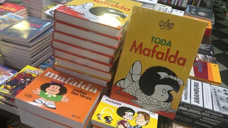 Las últimas lenguas en las que se publicó la historieta fueron el braille y el guaraní.