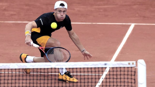 El Peque, noveno en el ranking mundial, debuta el martes.