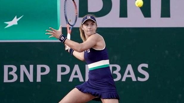 Podoroska registraba hasta ahora solo un partido de primera ronda en el US Open 2016.