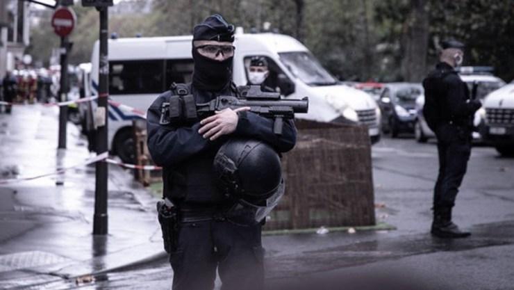 El crimen conmocionó a Francia