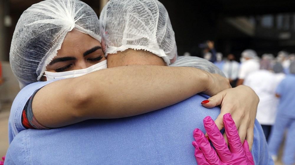 Estados Unidos, Brasil e India son por lejos los países con mayor número de contagios.
