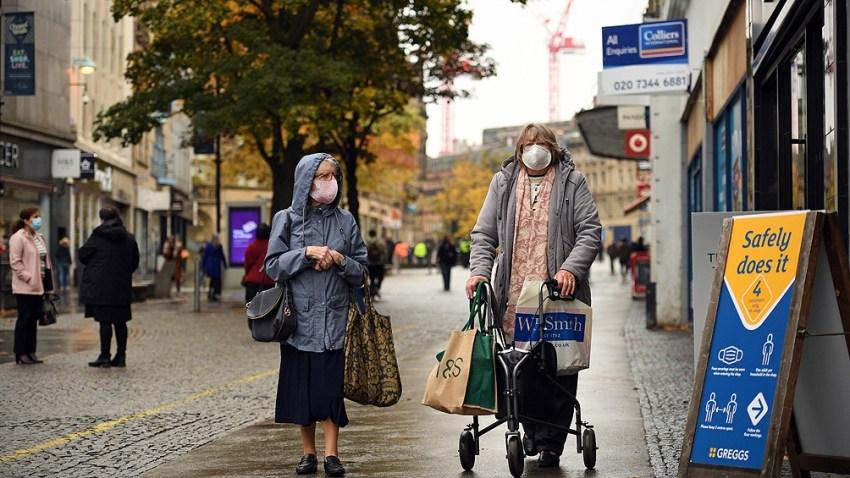 Europa transita la segunda ola de coronavirus