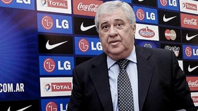 Jorge Ameal, presidente de Boca.