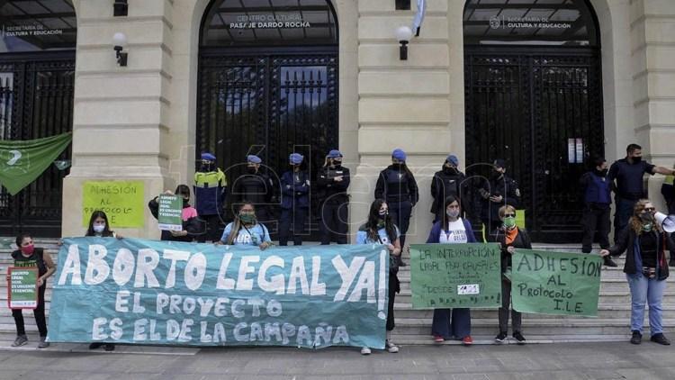 Intervención en La Plata