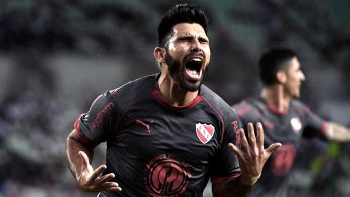 Romero está entre los delanteros de Independiente que atravesaron el rechazo de los hinchas.