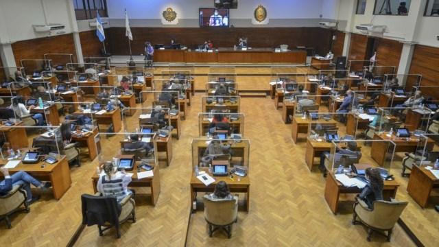 La Legislatura de Jujuy aprobó hoy una ley que declara la Emergencia Pública en materia de Violencia de Género.