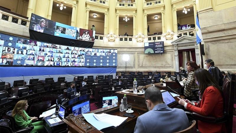El senado aprobará el presupuesto 2021