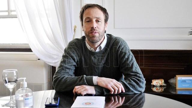 López dijo que el impulso a la obra pública generará empleo
