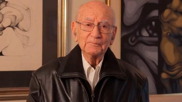 Arias falleció a los 96 años, de causas naturales.