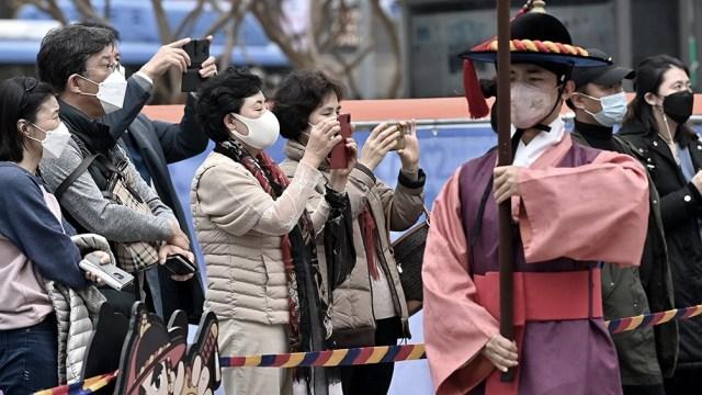 Corea del Sur informó un récord de 1.615 casos y acumula más de 171.900, con 2.048 muertes.
