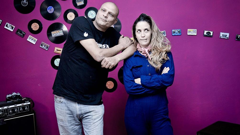 """Martín """"El Tucu"""" Abusamra y Luana Pascual - Radio La Ciudad"""