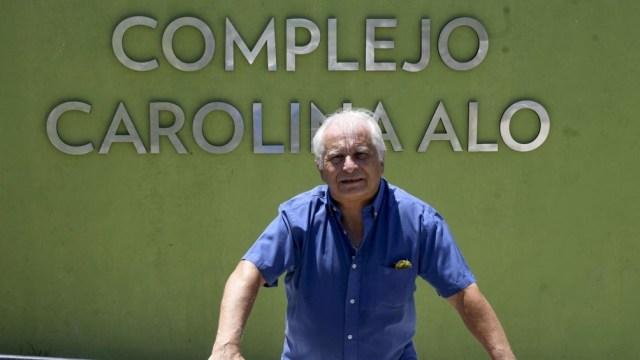 """Edgardo Aló: """"Es un honor y todo un reconocimiento simbólico a mi lucha""""."""