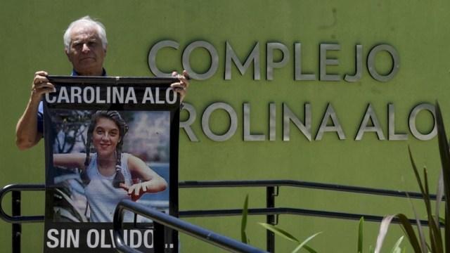 Carolina Aló fue asesinada en 1996 de 113 puñaladas por su novio Fabián Tablado.