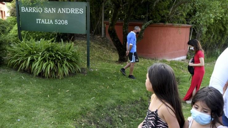 La junta médica concluyó que el operativo montado en la casa de del barrio San Andrés de Tigre no era una internación domiciliaria.