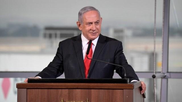 Netanyahu salió a la alianza en su contra y convocó al líder de Yamina a armar una coalición con el derechista Gideon Saar.