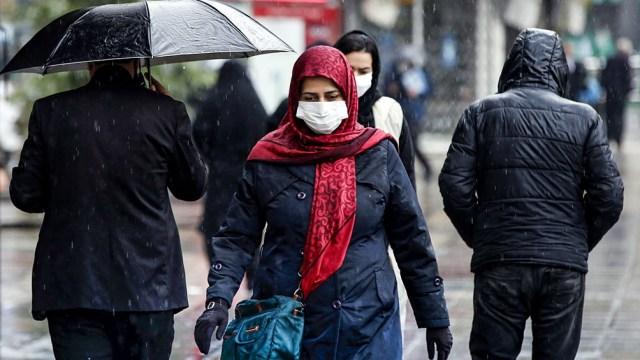 Irán ha registrado 1.582.075 casos de coronavirus y 59.572 muertes.