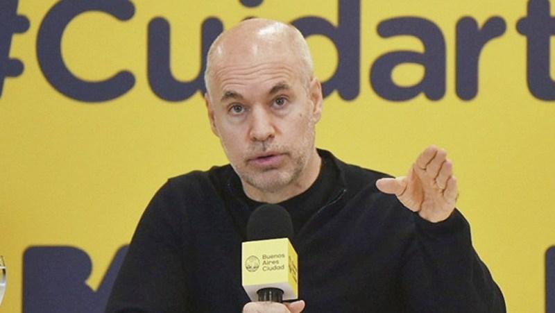 """Rodríguez Larreta: """"Tenemos que superar la grieta y consensuar un plan de crecimiento"""""""