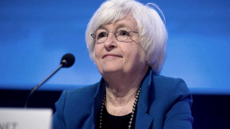 Yellen cree que recién en 2022 EEUU podría tener lista la iniciativa