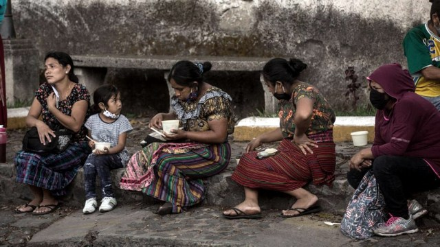 Más de la mitad de las personas desnutridas, 418 millones, viven en Asia, mientras que 60 millones corresponden a América Latina.